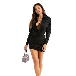 Dresses & Skirts - Marilyn Shirt Dress-Black